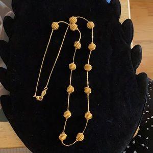 Napier long necklace
